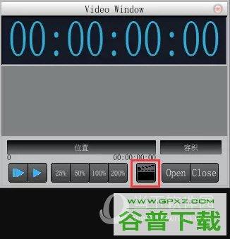 Overture如何添加视频 一个设置搞定