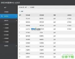 EKECMS网站管理系统(电脑端+手机端)源代码免费下载