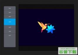 jQuery选项卡滑动切换图片特效代码免费下载