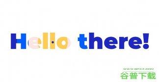 HTML5聚光灯文字滤镜特效特效代码免费下载