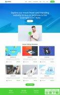 智能建站网络公司网站模板免费下载