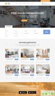 房屋装修报价网站模板免费下载