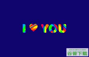 CSS3炫彩文字动画背景特效特效代码免费下载