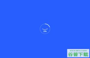 SVG下载按钮进度加载特效特效代码免费下载