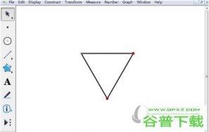 几何画板如何画三星状图形 绘制方法介绍