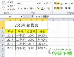 Excel2010怎么做组合图 操作方法