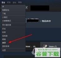 Steam怎么将库存隐私设置成公开 两个步骤即可